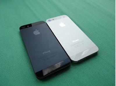 Задняя часть телефонов