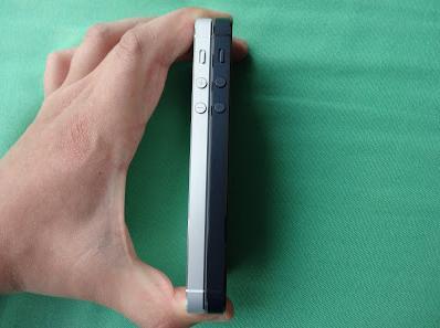 Белый или черный iphone 5s