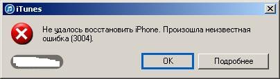Error-3004