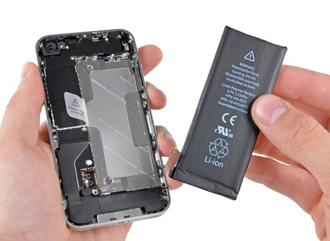 iPhone 6-battery