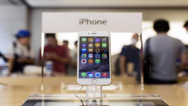 Увеличение цены на Apple iPhone