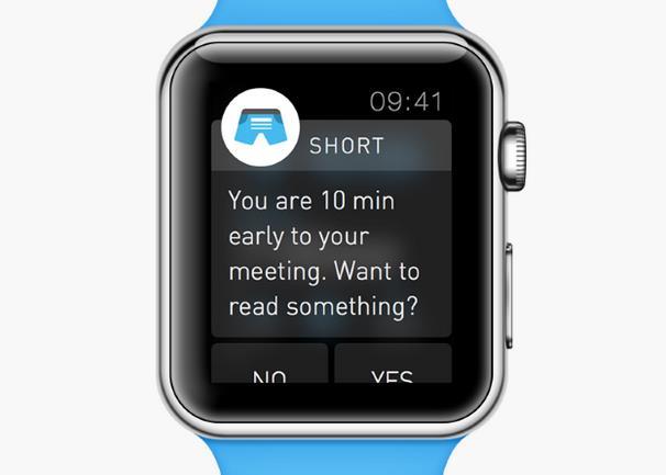 Настраиваем получение уведомлений на часы от Apple