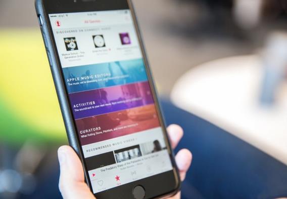 Как изменить ник в Apple Music?