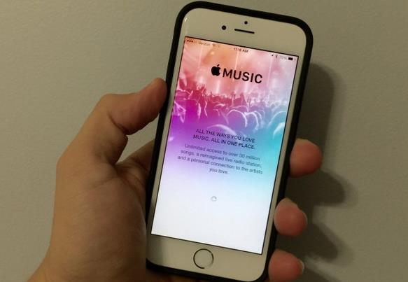 Apple Music. Обзор
