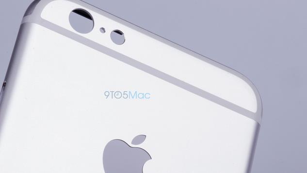 Камера iPhone 6s и iPhone 6s Plus 12 МП c видеосъемки 4К
