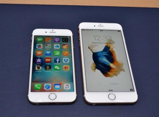 За выходные в России было продано всего 400 «серых» iPhone 6s