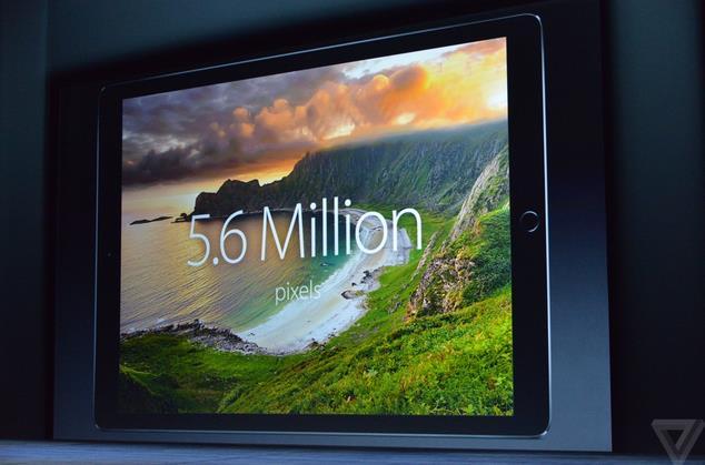 Анонсирован 12,9-дюймовый iPad Pro. Обзор технических характеристик