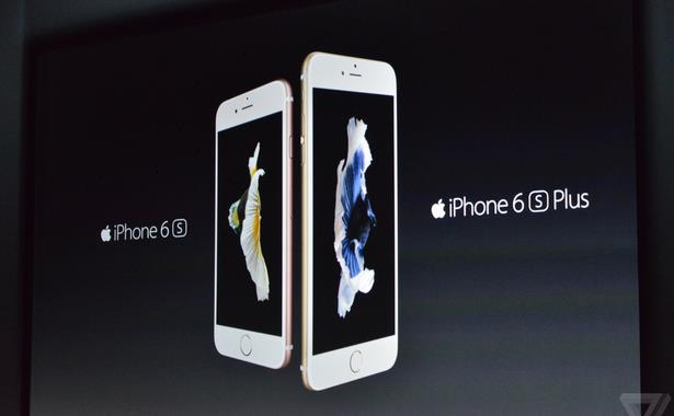 Анонсирован iPhone 6s и iPhone 6s Plus. Обзор, технические характеристики