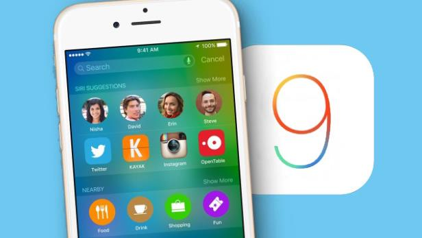 Apple произвел релиз бета-версии iOS 9.1