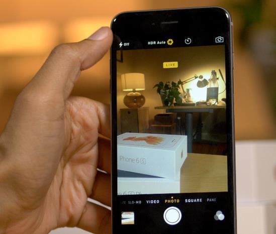 Джейлбрейк-твик PhotosLive позволяет снимать «живые фото» владельцам старых iPhone