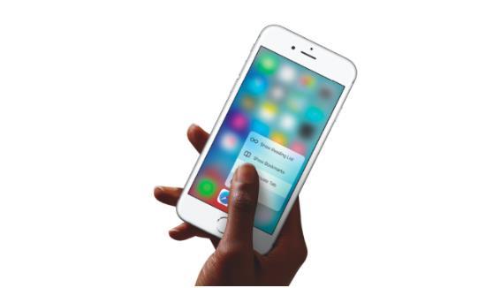 Новейший джейлбрейк имитирует 3D Touch на старых iPhone