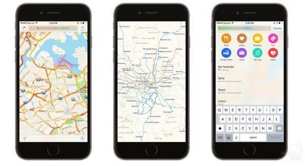 Список изменений iOS 9-2