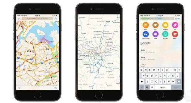 Список изменений iOS 9-6