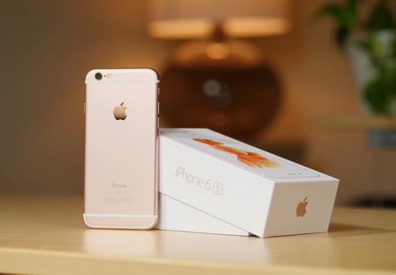 iPhone 6s и iPhone 6s Plus в розовом цвете популярней