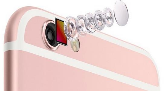 Какие отличия iPhone 6 от iPhone 6S-5