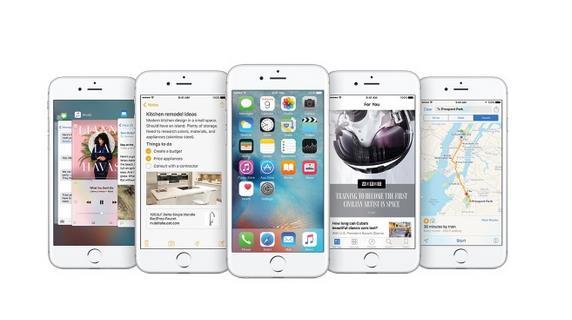 Обновление iOS 9.1 будет работать быстрее iOS 9.0.2