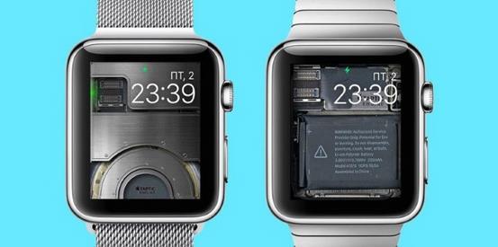 Обои для Apple Watch