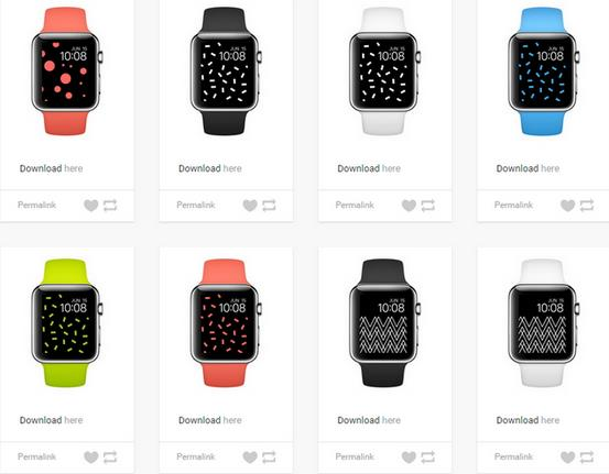 Обои для Apple Watch-2
