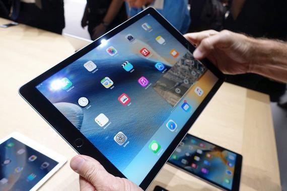 Официальная стоимость iPad Pro в России стала известна