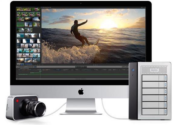 Официально представлены Apple iMac с революционными экранами Retina технологий 4K и 5K-3