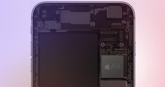 Приложение которое определяет какой процессор в iPhone 6s