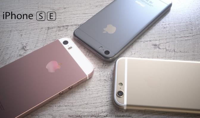 Уже 25-26 марта iPhone SE должен появиться на территории РФ