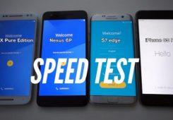 iPhone 6S Plus показал скорость работы выше, чем Galaxy S7 Edge