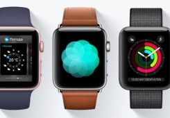 Обзор Apple Watch Series 2