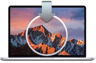 Как переустановить macOS Sierra